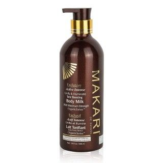Makari Exclusive Tone Boosting Body Milk