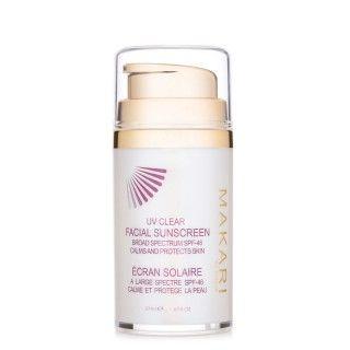 Facial Sunscreen SPF46 - Makari