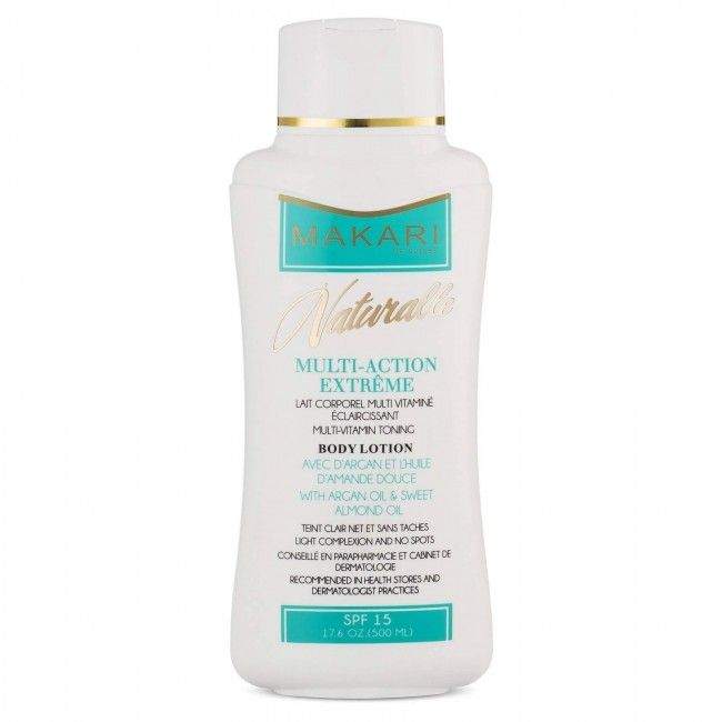 Body Lotion SPF 15 Makari Naturalle Multi-Action Extreme