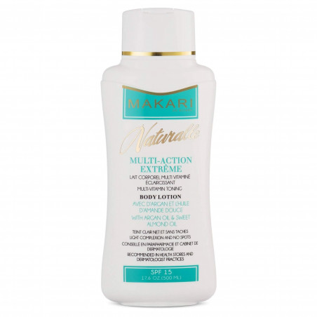 Makari Naturalle Multi-Action Extreme Body Lotion SPF 15