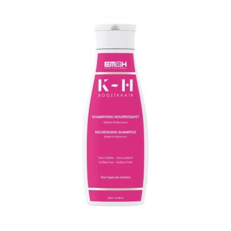BOOST K-Hair Voedende Shampoo met Keratine & Murumuru