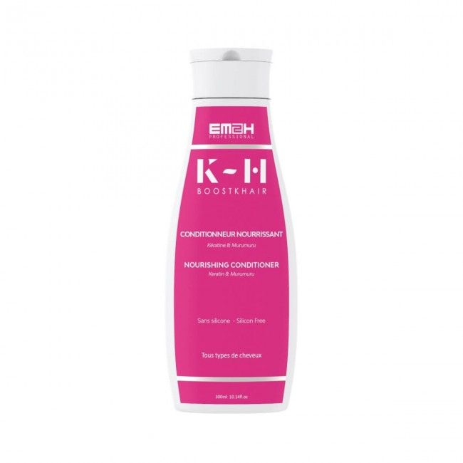 BOOST K-Hair Nourishing Conditioner with Keratin & Murumuru Butter