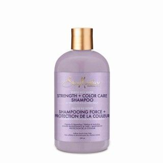 Shampoing protecteur couleur - Shea Moisture Purple Rice Water