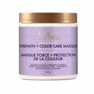 Masque protecteur couleur - Shea Moisture Purple Rice Water