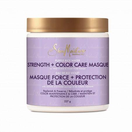 Masque Protecteur Couleur -  Purple Rice Water  Shea Moisture