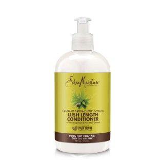 Cannabis Sativa (Hemp) Seed Oil Lush Lenght Conditioner  Shea Moisture