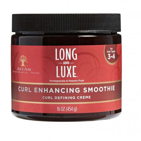 Crème de définition des boucles - As I Am Long Luxe Smoothie
