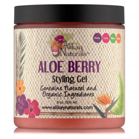 Aloe Berry Styling Gel - Alikay Naturals