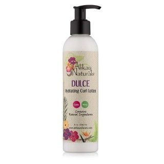 Hydrating Curl Lotion Dulce - Alikay Naturals