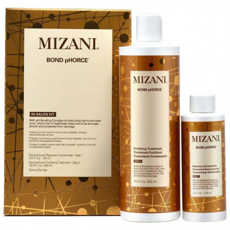 Traitement protéine - Mizani Bond pHorce kit