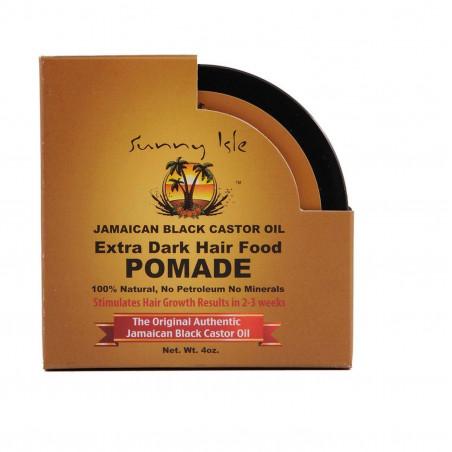 Jamaican Black Castoir Oil  Pomade - Sunny Isle