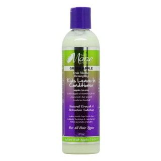 Kids Leave-in Conditioner Green Apple  The Mane Choice