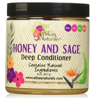 Honing and Salie Diepe Conditioner Alikay Naturals