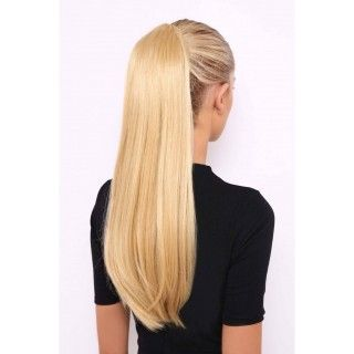 Postiche raide 100% cheveux...