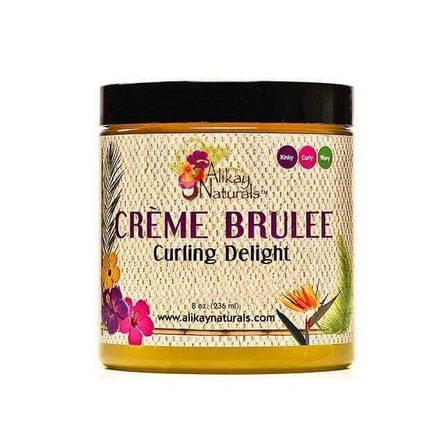 Alikay Naturals Crème Brulée curling Delight