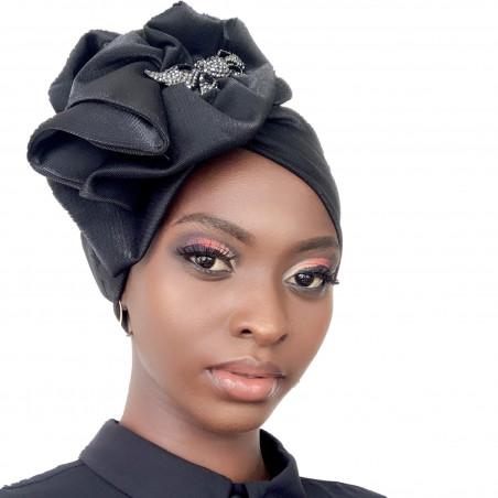Izzy Coiffe- Mimi noir prêt à poser
