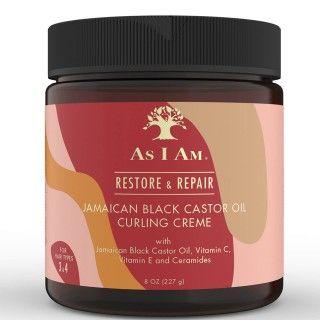 As I Am - Jamaican Black...