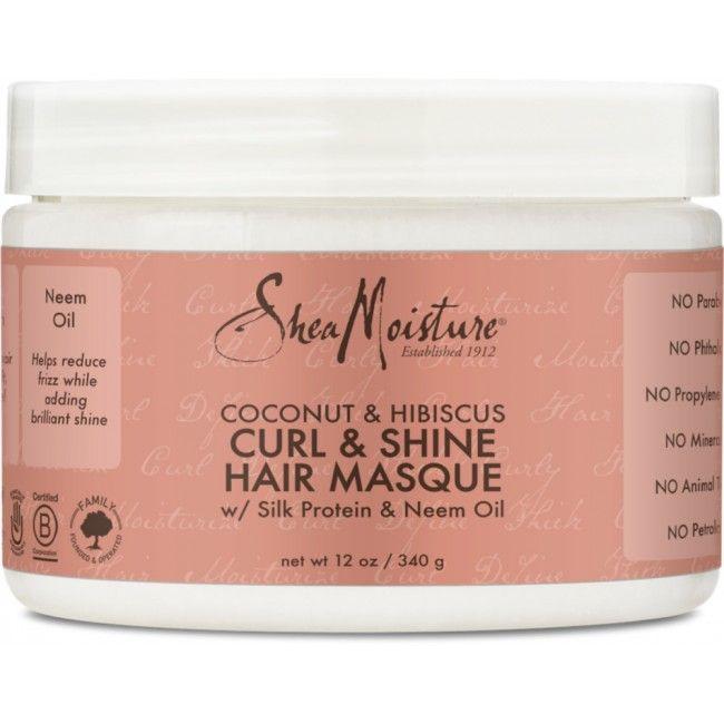 Shea Moisture Coconut Hibiscus Hair Masque