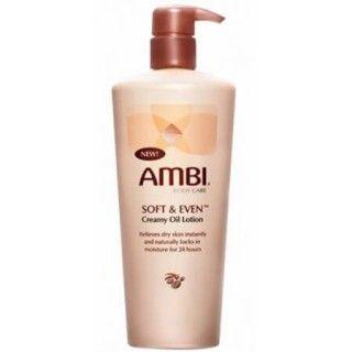Ambi Soft & Even Creamy Oil Lotion