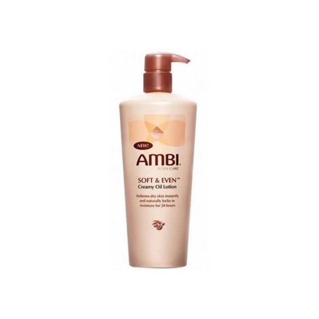 Ambi Soft & Even Creamy Oil Lotion