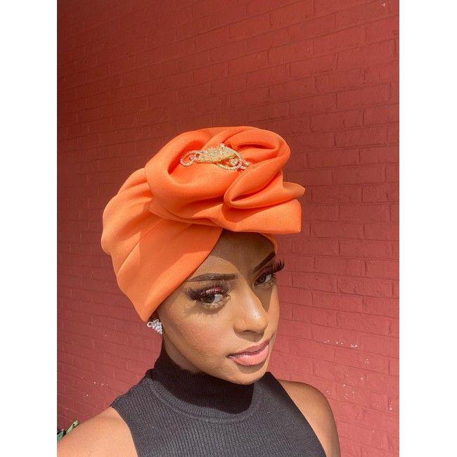 Izzy Coiffe- Amica Orange prêt à poser