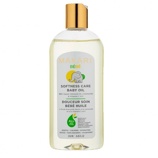 Makari Softness care baby oil