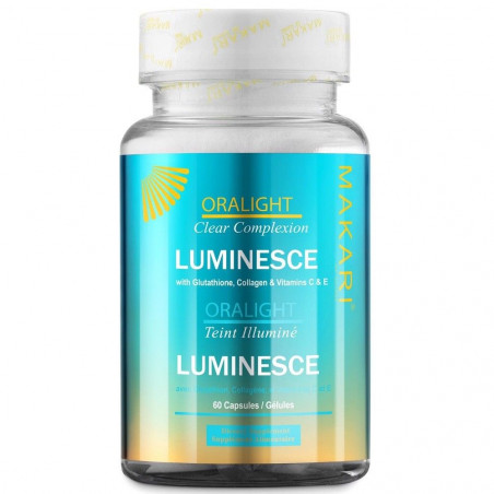 Makari Blue Crystal Oralight Luminesce