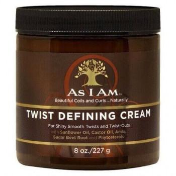 As I Am Twist & Defining Cream 227gr