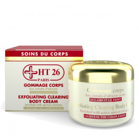 HT26 Exfoliating Clearing Body Cream