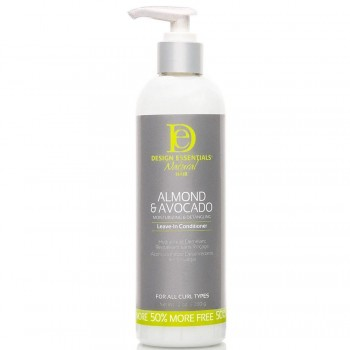 Design Essentials Natural Almond avocado leave-in Conditioner