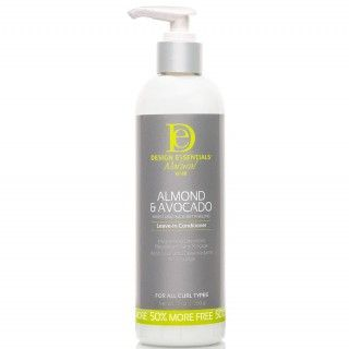 Design Essentials Natural Almond avocado leave-in Conditioner