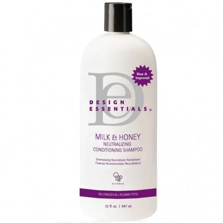 Design Essentials neutralizing conditioning shampoo