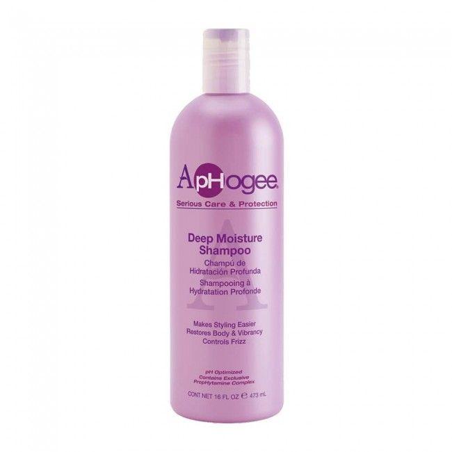 ApHogee Deep Moisture Shampoo