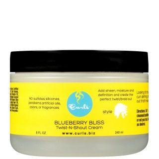 Curls - Blueberry Bliss -...