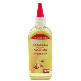 Yari - Huile de vitamine E