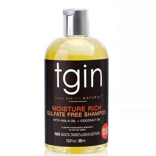 Tgin -  Moisture Rich Shampoo