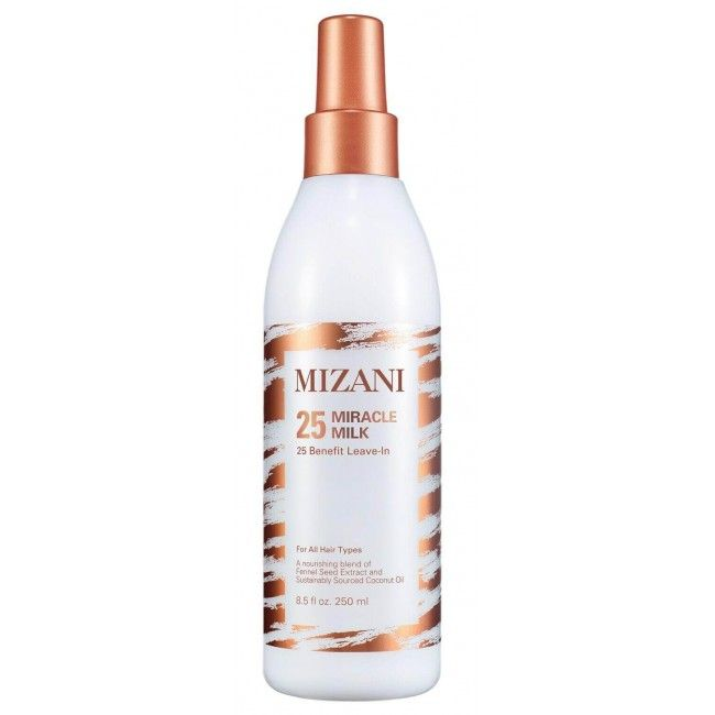 25 Miracle Milk Mizani
