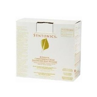 Pack de 6 défrisants Botanical Conditioning Creme  Relaxer Syntonics