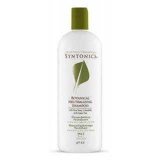 Botanical Neutralizing Shampoo 1000ml Syntonics