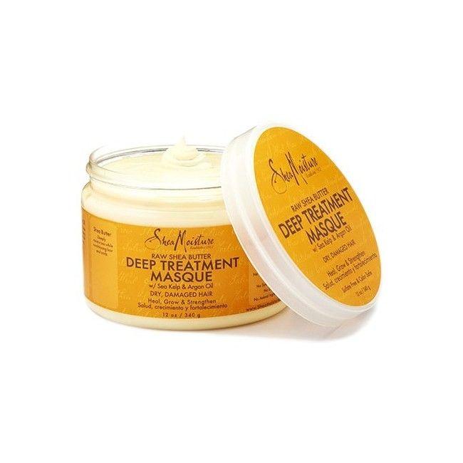 Shea Moisture Raw Shea Butter Deep Treatment Masque 340g