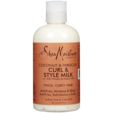 Shea Moisture Coconut Hibiscus Curl & Style Milk