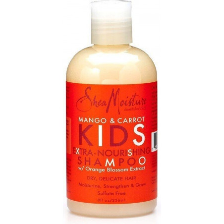 Shea Moisture Mango & Carrot Kids Extra Nourishing Shampoo
