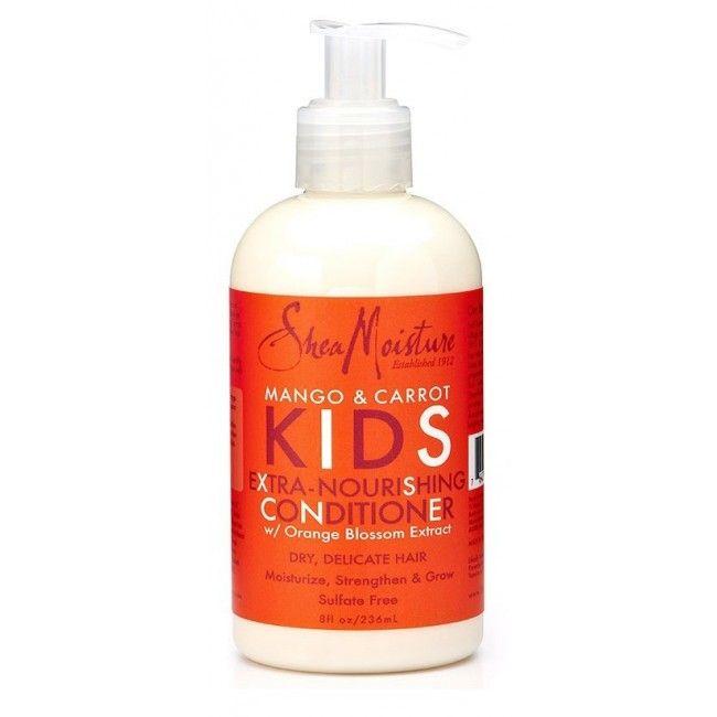 Shea Moisture Mango & Carrot  Kids Extre  Nourishing Conditioner