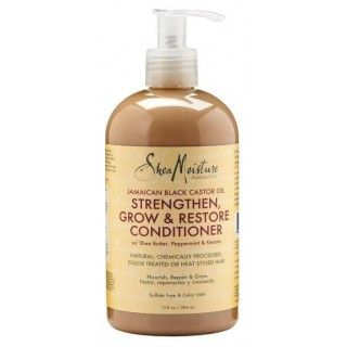 Shea Moisture Jamaican Black Castor Oil Strengthen & Restore Conditioner
