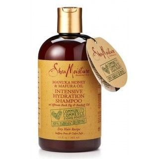 Shea Moisture Manuka Honey & Mafura Oil  Intensive Hydration Shampoo