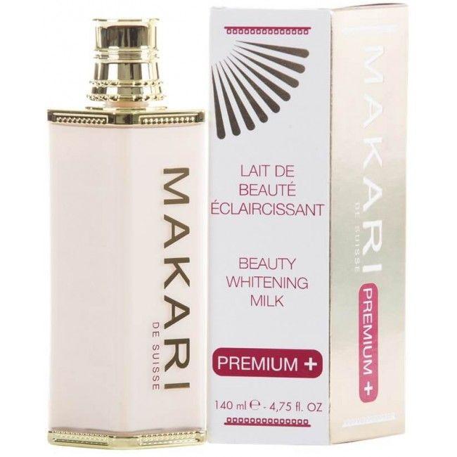 Makari Premium + Lait de Beauté Éclaircissant