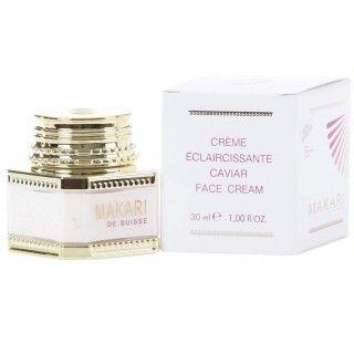 Makari de Suisse Crème Eclaircissante au Caviar