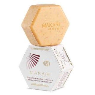 Makari Savon éclaircissant exfoliant antiseptique