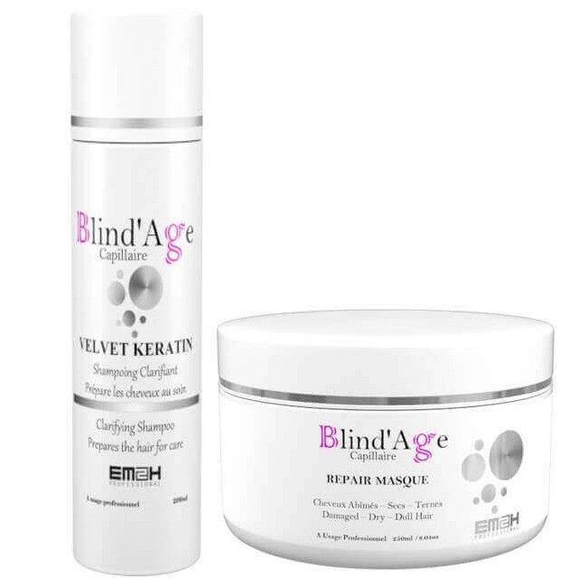 Blind'age Capillaire Kit de traitement