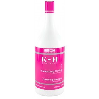 Boost K Hair Clarifying Shampoo 1000ml